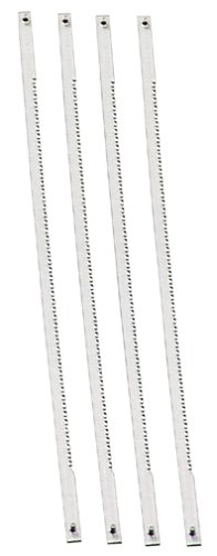 Stanley 15-061 15 Tpi Coping Saw Blade, 4 Pack(Pack of 4)