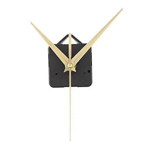 CXZX 1# Gold Quarz Uhrwerk Mechaniker Repair Tool mit Händen Batteriebetriebene Uhr Kit für DIY Uhr Ersatz Uhrwerk Reparierte Teile