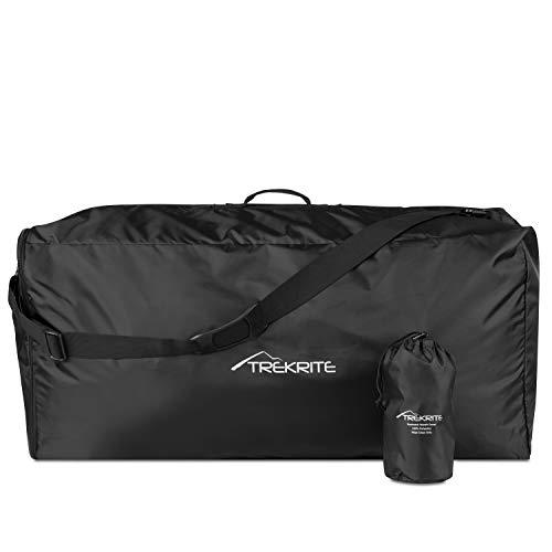 Trekrite  100/% Waterproof Rucksack Liner Hi Vis Orange Bags up to 100 Litres