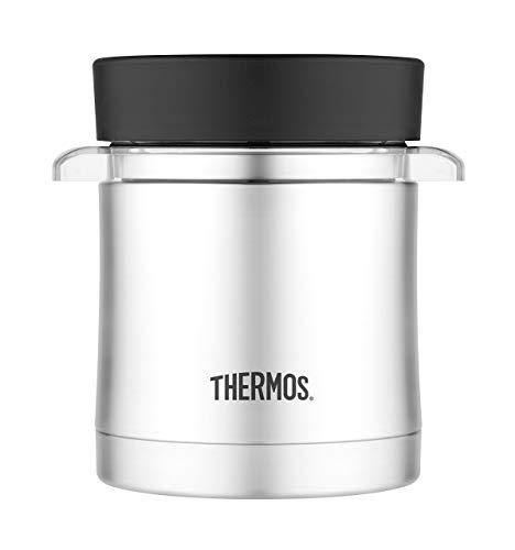 Thermos Dual Compartment termo para comida fria y caliente
