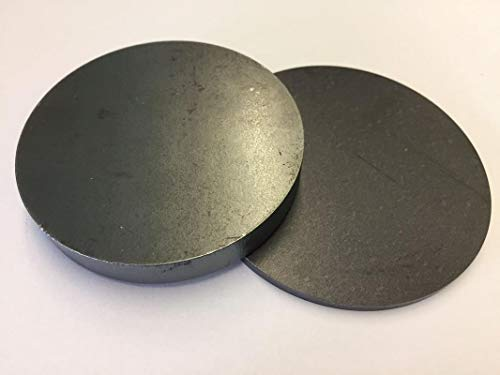 Stahlronde - Ronde - Stahlscheibe - Stahlplatte Rund ⌀40-300 mm Stärke 8mm S235JR (300x8mm)