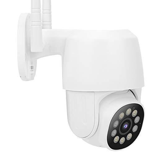 Cámara PIR, cámara de Seguridad con conexión WiFi, para jardín, Oficina, hogar, Exterior(European regulations)