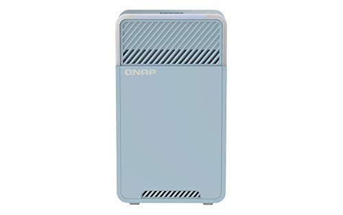 QNAP QMiro-201W Router SD-WAN Wi-Fi de Malla tribanda de última generación