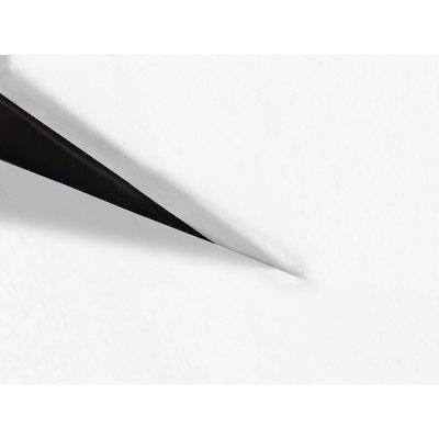 Heckett Lane Perkal Uni Hoeslaken Split-Topper 180x210-220+12 cm - White