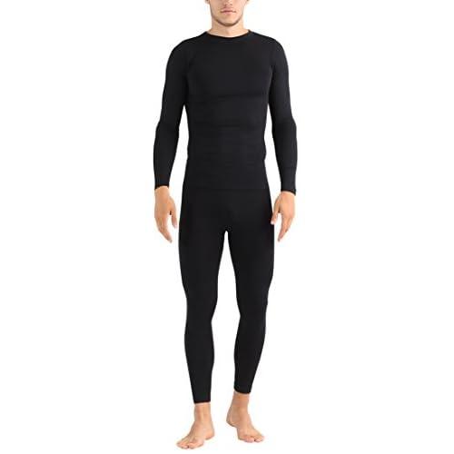 3167lPsL3sL. SS500  - Ultrasport Men's Comfy Functional Underwear Set
