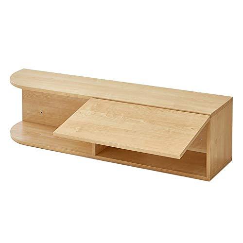 JCNFA planken Slaapkamer TV Wandkast Combinatie, Verplaatsbare Partitie kabinet, Multi Compartiment Opslag, Schuur- en Krasbestendig, 2 Maten