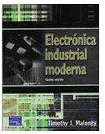 Electronica Industrial Moderna: MALONEY: 9789702606697 ...