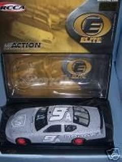 Kasey Kahne #9 2005 Elite Dodge Charger Grey Speckled Primer Daytona Test Car 1:24 Scale Only 699 Total Production Action Racing Elite Series Hood, Trunk Open