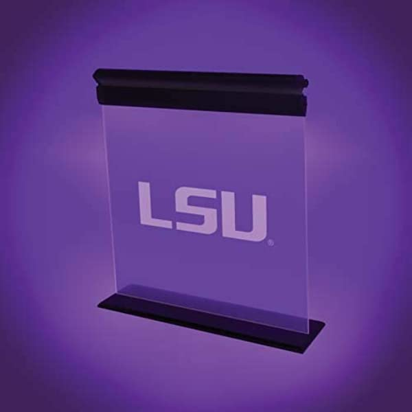 LSU Acrylic Led Light