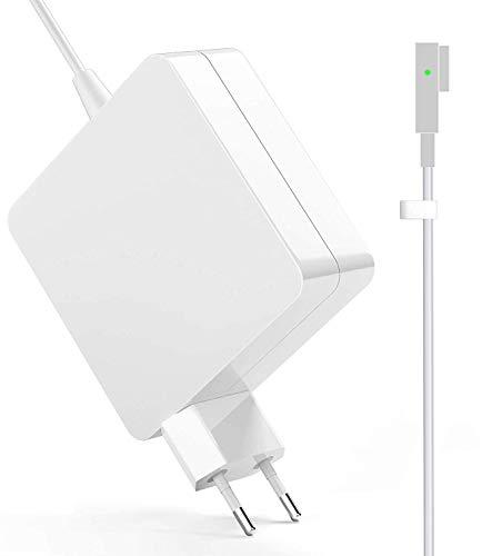 Compatible con cargador de MacBook Pro, 60 W MS 1, adaptador de alimentación para MacBook Air de 11 pulgadas y 13 pulgadas (2009, finales de 2010, 2011, 2012, verano).