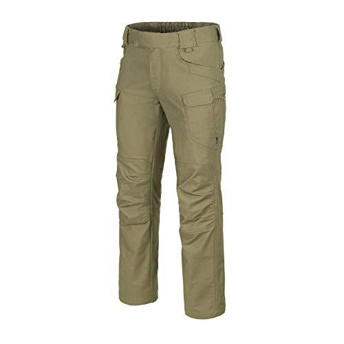 Helikon-Tex Hombre UTP Pantalones Polycotton Canvas Adaptive Green tamaño 42W / 32L