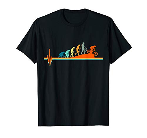 MTB Fully Mountainbike Downhill Evolution T-Shirt