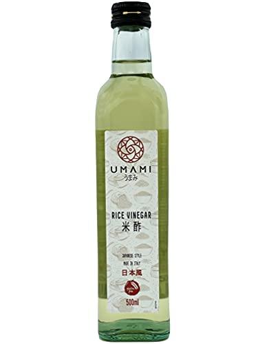 Umami Vinaigre de riz pour sushis - 1 bouteille 500 ml