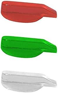 Blister de 3 miras en tres colores mod. Beretta