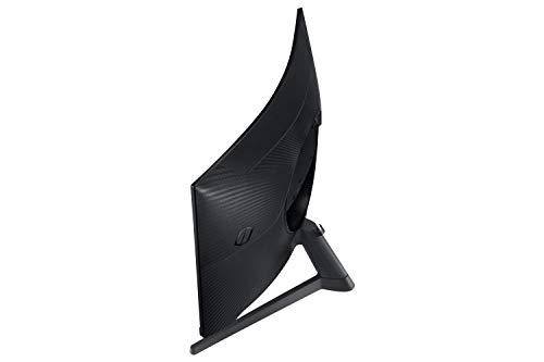 Samsung Odyssey C32G53T 32 Zoll 1000R Curved Gaming Monitor mit 2560x1440p Auflösung, 144hz Bildwiederholrate, 1ms Reaktionszeit - 10