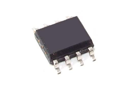 STMicroelectronics SMD Low Power Dual Voltage Comparator IC Komparator SO8 SOIC8 36V 1mA LM393-DT (Generalüberholt)