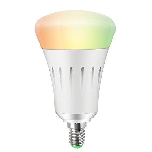 WLAN Lampe (LED, RGB, Dimmbar) (E14)