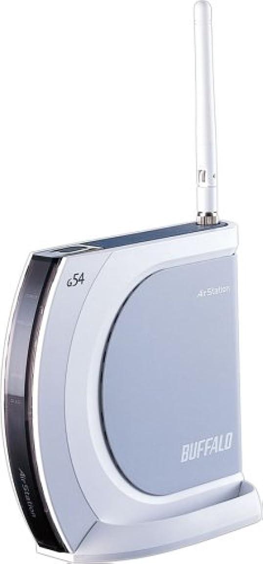 バッファロー WHR-G54S 無線LAN