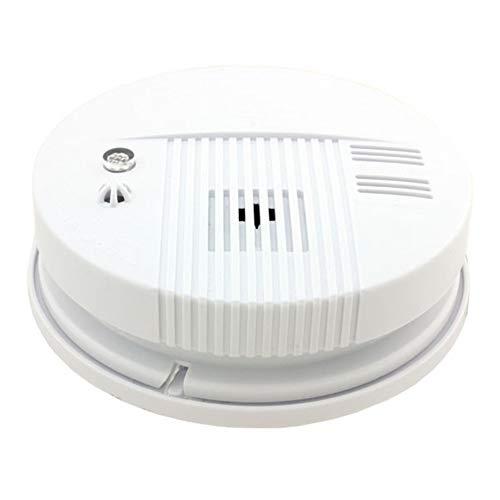 Haushalt Küche Kombiniertes Optisches Rauchmelder und Kohlenmonoxid-Detektor, AA Batteriebetriebene CO Alarm