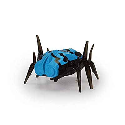 DYNASTY TOYS Robot Bug - Electronic Moving Target - Single Spider Edition (Blasters Sold Separately)