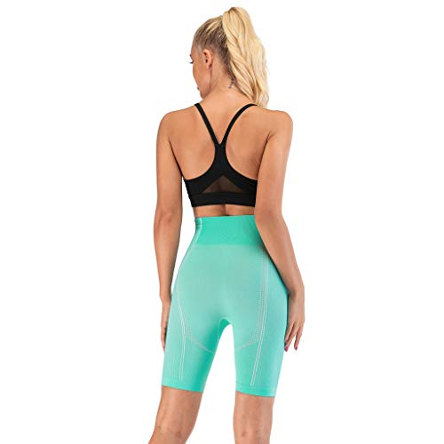Why Should You Buy Above The Knee Leggings for Women - Bright Solid Color Womens Capri Tights Leggin...
