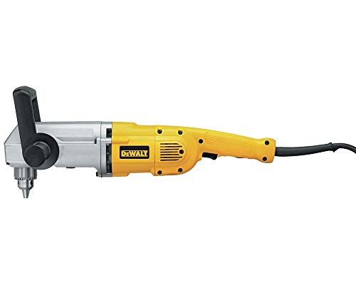 DEWALT Right Angle Drill, 1/2-Inch, 11 1/2-Amp (DW124)