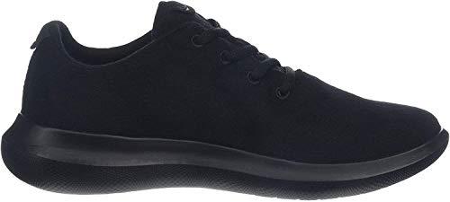 Chung Shi Damen Duflerino Wool Lace Sneaker, Schwarz (Schwarz 8882010), 38 EU