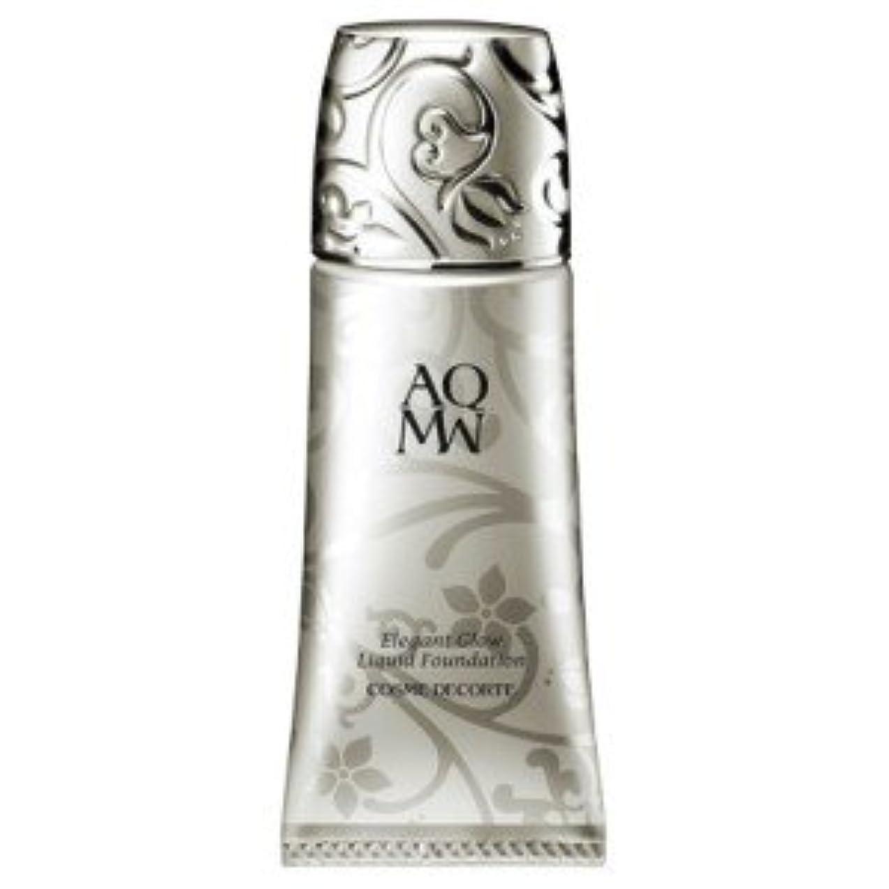 傑出したキャプチャー香水コスメデコルテ AQ MW エレガントグロウ リキッドファンデーション 301 30ml