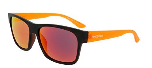 Timezone Damen Herren Sonnenbrille UV400 Schutz Verspiegelt CLARY-67