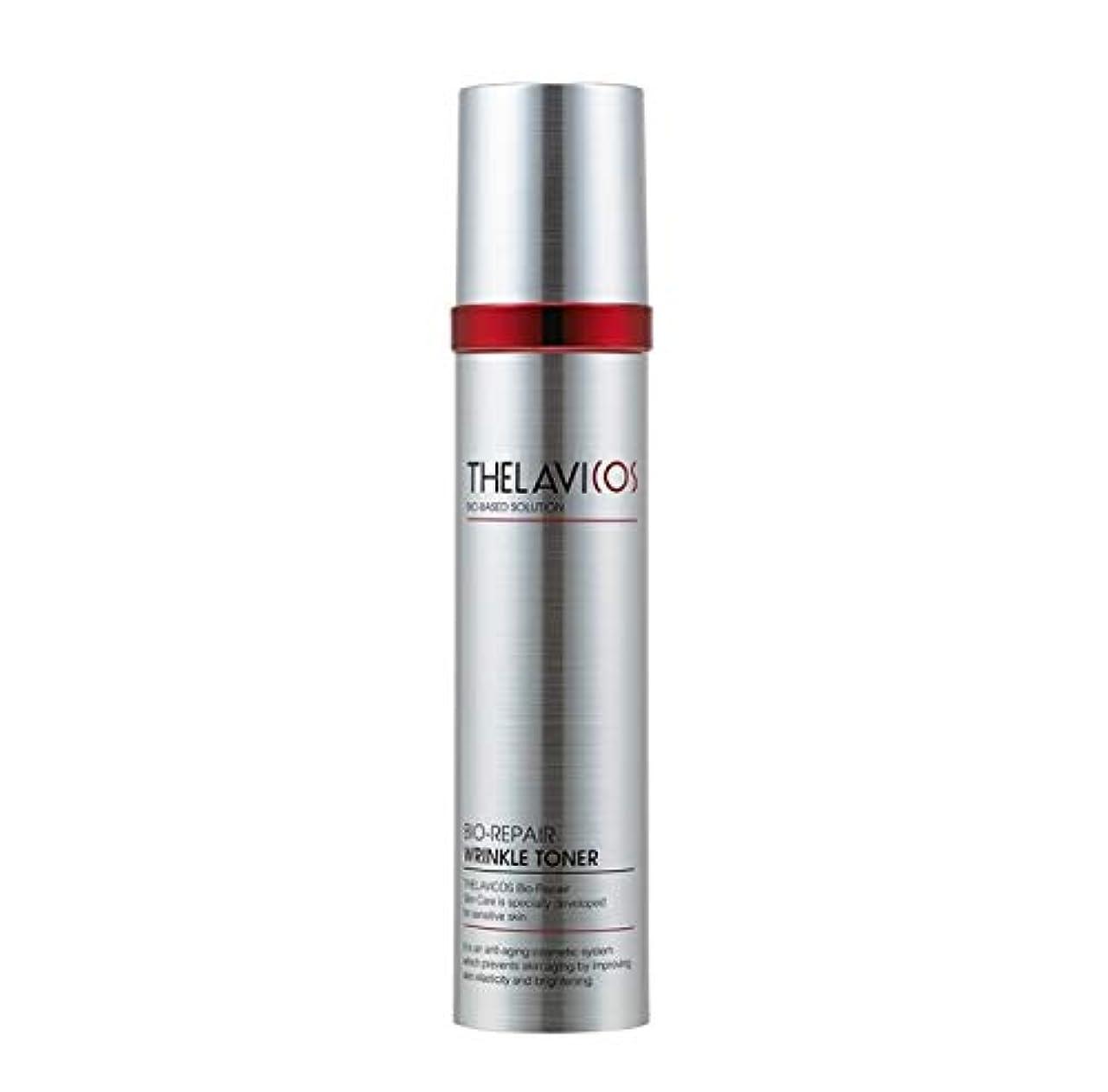 贅沢大胆抵抗するセラビコス THELAVICOS バイオリペア リンクルトナー 化粧水