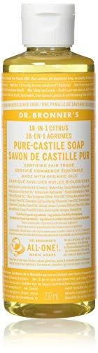 Dr. Bronner's Dr. Bronner's Organic Pure Castile Liquid Soap Citrus Orange, 8 ounces