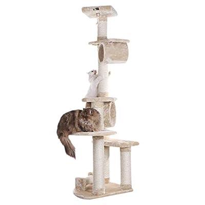 Armarkat Cat Tree Model A7463A, Beige