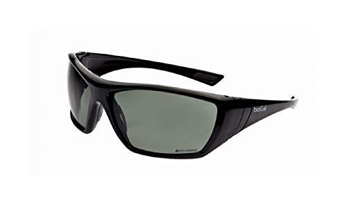 Gafas de seguridad Bollé Hustlerpolarizadas en colornegro