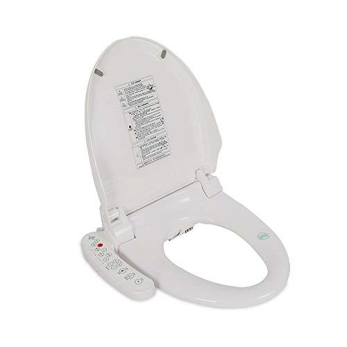 Romyix - Asiento de bidé eléctrico inteligente para inodoro (220 V, con...