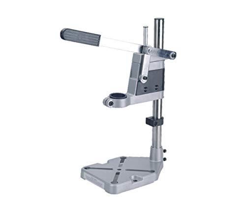 TS6109 Soporte para Taladro Universal, Soporte para Taladro Vertical con Abrazadera, Altura 400 mm