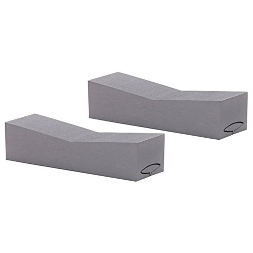 SportRack Replacement Foam 18-Inch Kayak Block, Pack of 2, Grey