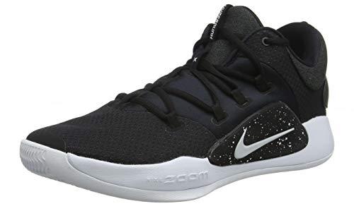 Nike Hyperdunk X Low, Zapatillas Hombre, Negro (Black/White 003), 48.5 EU