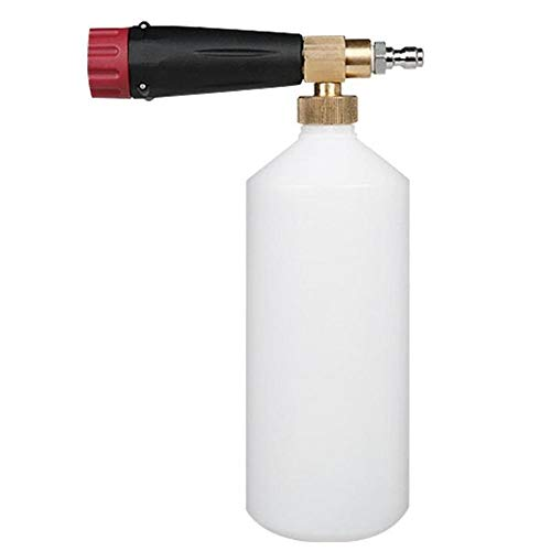 Auto-onderdelen Car Wash Water G-un Foam G-un 1/4 Quick Release hogedrukreiniger Sneeuw Foam Lance Cleaning Accessories