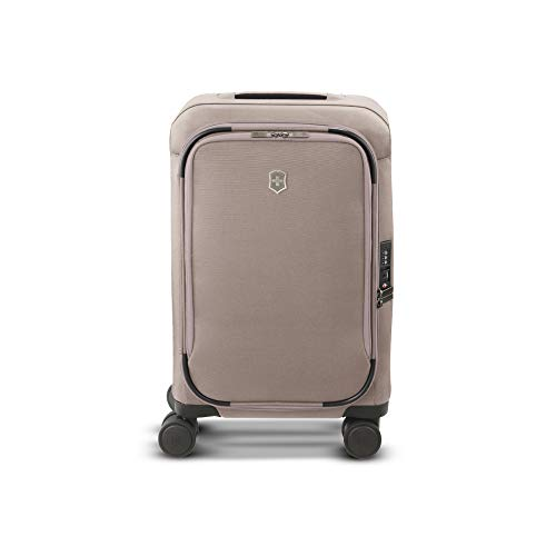 Connex, Frequent Flyer Softside Carry-on, Grey-Nuevo