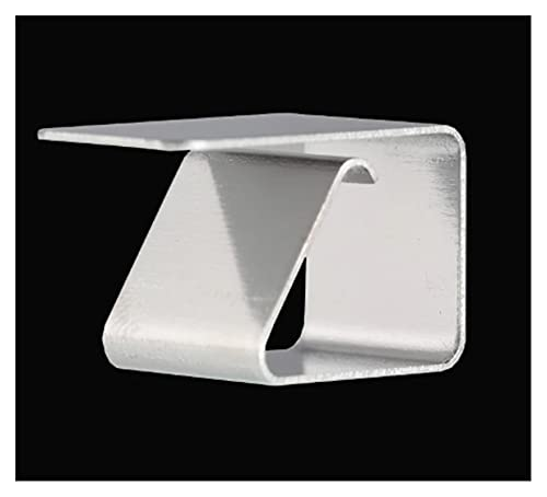 CML Platform Clamp 3D Printer Clips Fit For Heatbeds Glass Bed PEI Spring Steel Sheet Fit For DIY Ender 3 VORON BLV MGN Cube (Size : 8Pcs)