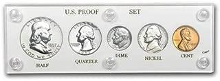 1957 silver nickel