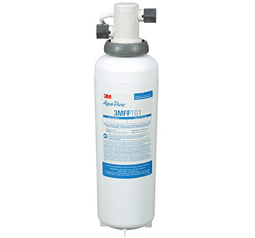 3M Aqua-Pure Under Sink Full Flow Drinking Water Filter System...