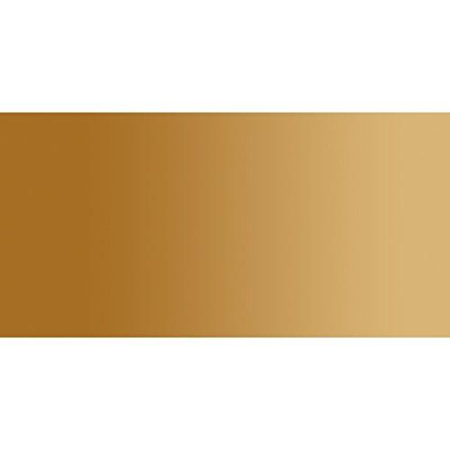 Gamblin Artist Paint, FastMatte Alkyd Colors, Fast Drying Oil Paint, Yellow Ochre, 37ml Tube