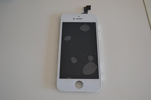 SANKA Display iPhone 5S LCD Schermo da Sostituire Screen Replacement Kit - Bianco