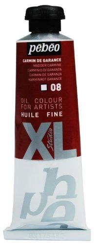 Pebeo Paints Studio XL Fine Oil 37 ml Madder Carmine