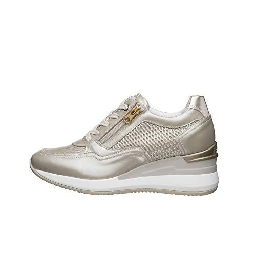 Nero Giardini E010466D Sneakers Donna in Pelle - Savana 37 EU