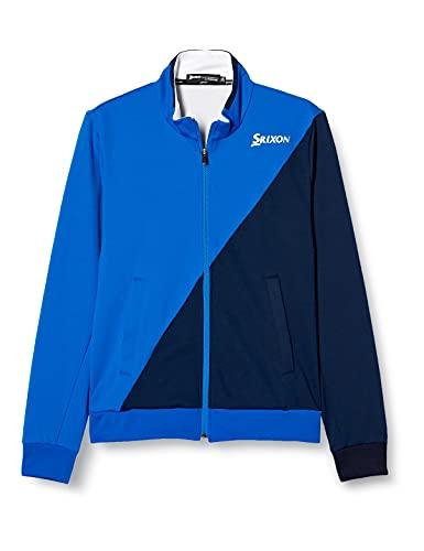 [スリクソン] ジャージージャケット RGMNJL50 メンズ BL00(ブルー) 日本 M (日本サイズM相当)