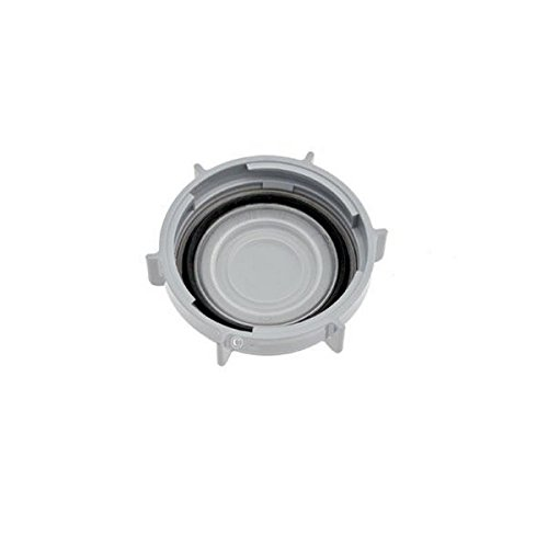 Bouchon bac a sel Lave-vaisselle 481246278993, 481246279903 WHIRLPOOL