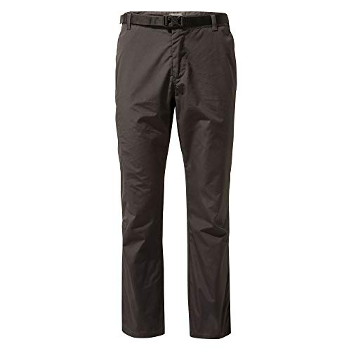 Craghoppers Pantalon Boulder - Homme (91R) (Noir)
