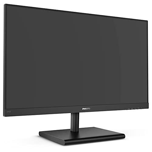 Philips 245E1S - 24 Zoll QHD Monitor (2560x1440, 75 Hz, VGA, HDMI, DisplayPort) schwarz